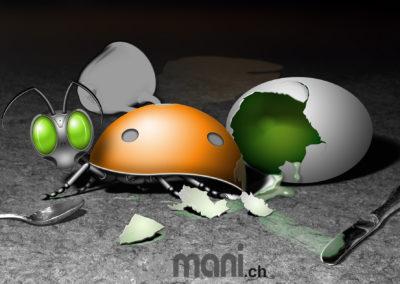 Bug-Birth
